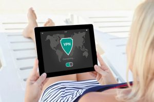 VPN software is easy to use and available on all devices.